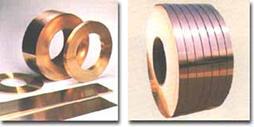 Hoop materials/coiled materials