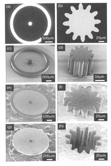 Micromolds